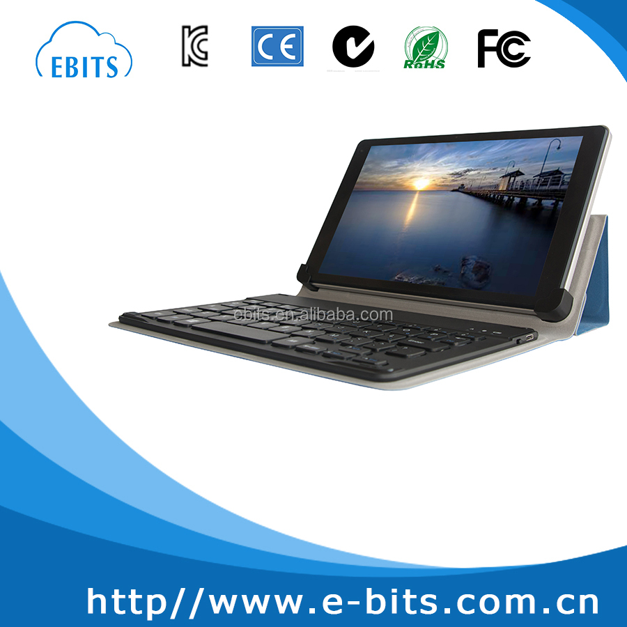 "Tailored super thin magnetic detachable bluetooth keyboard for windows 8"" tablet"