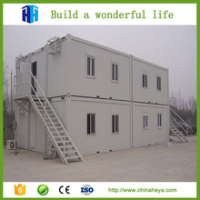 Portable construction site prefab house container camping shelters