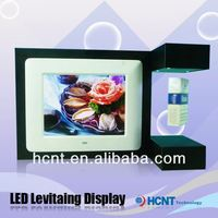 New Creative Maglev Levitating Display stand, solar power display stand