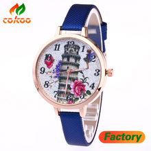 Spot wholesale ultra - thin ladies watch female watch fashion printing fine belt alloy gift table student watch
