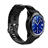 H1 newest hand watch mobile phone price,waterproof IP68 heart rate 3G Android wrist watch with 500W pixel camera