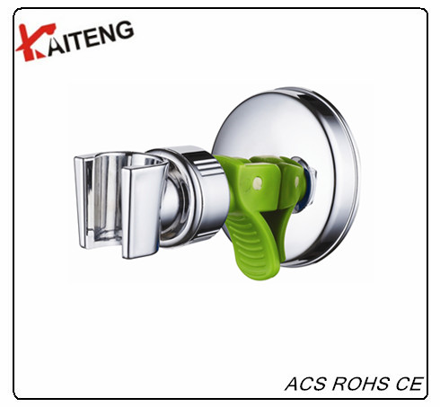 ABS plastic shower wall bracket KT-5027 hand shower holder with suction