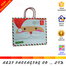 china custom animal glitter lovely kids decorate gift paper bag