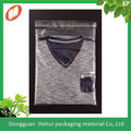 Manufacturer OPP self adhesive clear plastic bag for garment