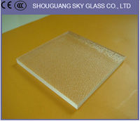 3.2MM, 4MM Solar Panel Low Iron Tempered Glass, Double Glass Solar Panel Wholesale