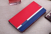 China factory leather flip cover soft mobile phone wallet case for Huawei Y320
