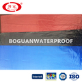 Waterproof Materials with self adhesive waterproof membrane for the roof