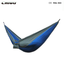 2 person Portable Parachute Nylon Fabric Travel Camping Hammock