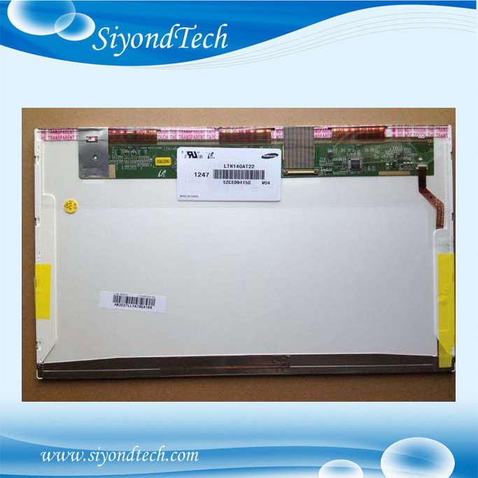 "NEW 14"" Glossy Replacement HD Notebook LED LCD Screen Panel For HP G4 G42 CQ43 431 4431S CQ42"