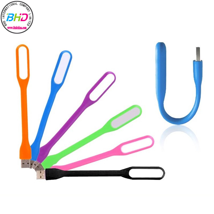 Wholesale new Portable led usb light usb cable with led light for power bank desk computer
