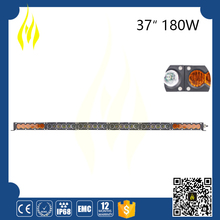High quality 180W 37inch led light bar off road for ATV, SUV, off road, 4X4, mining vehicle,etc.