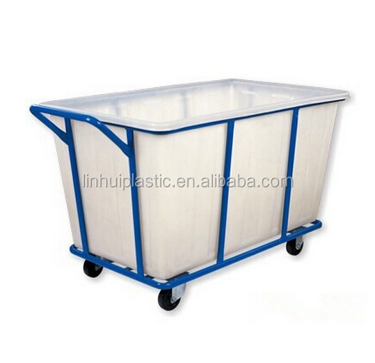 Plastic Laundry Cart With Wheels Buy Plastic Laundry