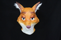 Animal Face Full Head Halloween Mask Zootopia Fox Latex Mask