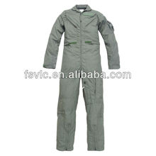 CWU-27/P Air Force Nomex Flight Suits in sage green colour