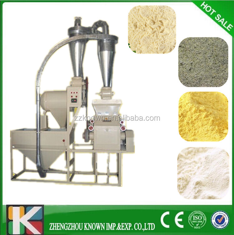 wheat flour mill autmatic machinery wheat processing plant