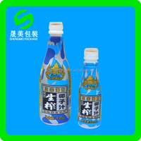 pet shrink film for beverage packaging
