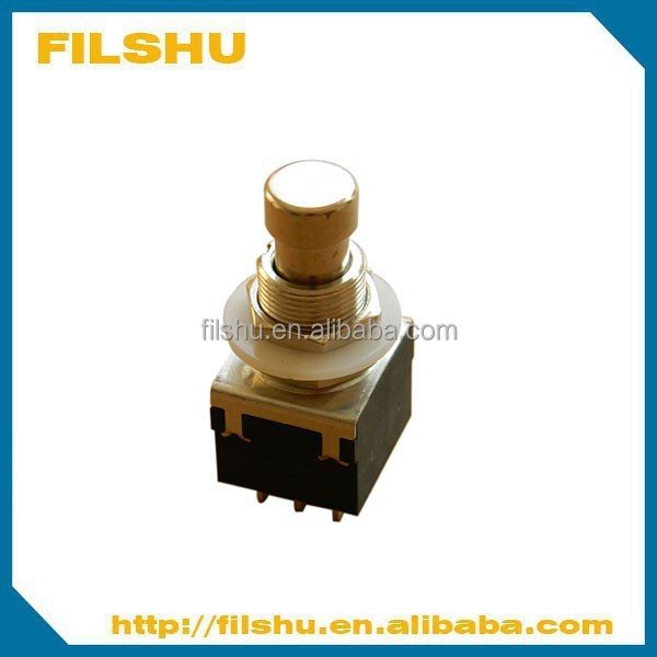 push button foot switch for electrical equipment