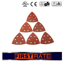 high quality water sandpaper abrasives for triangle sander