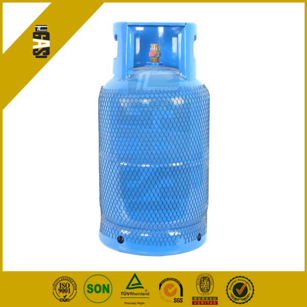 high quality lpg cylinder 12.5kg gas bottle bouteille de gaz