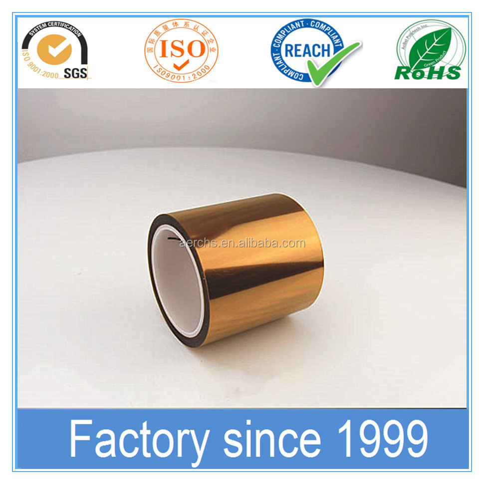 High Performance Silicone Adhesive Double Sided Polyimide PI Tape