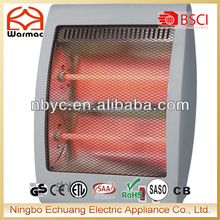 Halogen Quartz Tube Infrared Heater , Halogen heater