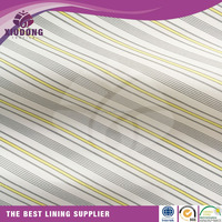 sprite polyester woven polyester fabric for cloth lining