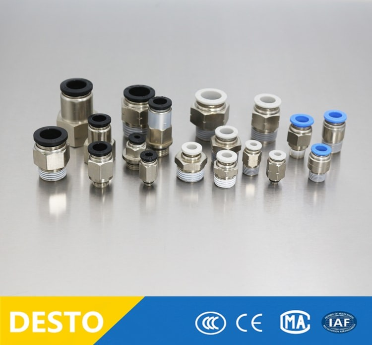 PC4-02 Pneumatic Push in Fast Quick Fittings/connector