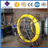 Epoxy Resin Reinforcing Fiberglass Duct Rods & Duct Rodder