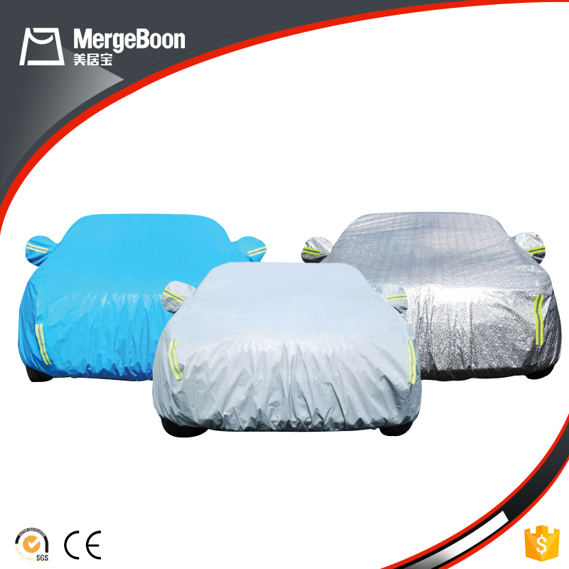 High quality waterproof auto car heat protection car cover