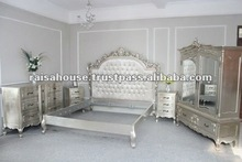 French Indonesia Furniture-Rania Bedroom French Furniture Set