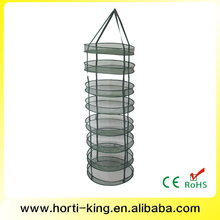 Greenhouse Round Herb Drying Rack