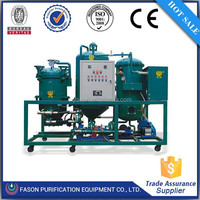 leading decolorization system treatment equipment used engine oil