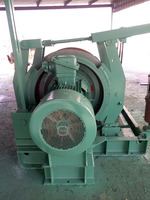 high quality Hydraulic underground Electric Transport Winch used for coal mining