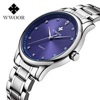 WWOOR WOR 8012 Men Watch Quartz
