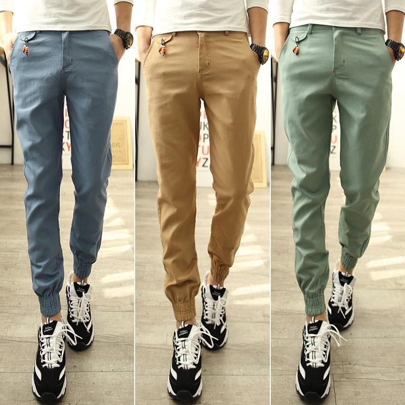 Fashion Boys Cargo Pants Formal Cotton Fabric Men Trousers In Karachi