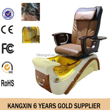 2014 luxury spa pedicure chairs&manicure and pedicure chair&electric pedicure manicure chairs (KZM-S812-8)