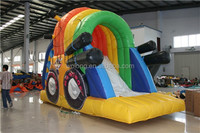 inflatable park slides, big inflatable slide for sale