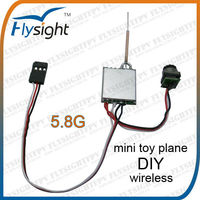 291 FPV Kit 2km Long Range Video Camera with Wireless Transmitter Module 5.8 GHz for Model Aircraft Engine