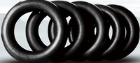 Super motorcycle natural/butyl rubber inner tube 3.25-18
