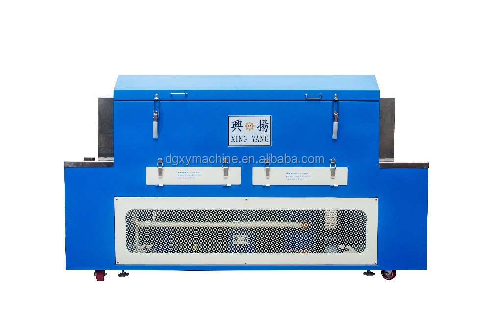 XY-786T Air Cooled System Shoe Chiller Machine With Single Compressor