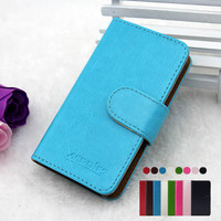 Wholesale High Quality Stand Wallet Flip Leather Case for LG Optimus Hub E510
