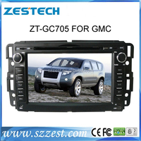 Car dvd gps for gmc acadia car dvd player with gps navigation