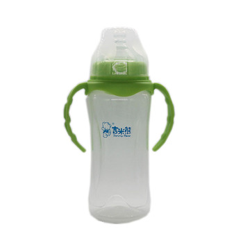 Low Price 11oz Wide Neck Baby Feeding Bottle