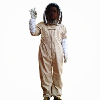 Beekeeping Suit or 3 layer Cotton Bee Protection Clothing