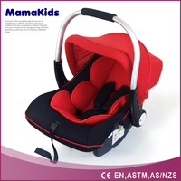 2016 Europe Hotsale New born unique baby car seats for Group 0, portable baby car seat with en certificate