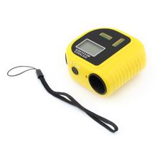 Hunting Laser Rangefinder Handheld Mini Laser Rangefinder Ultrasonic Distance Measurer Meter Range Finder