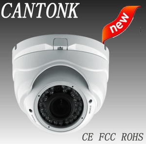 5MP Vari Focal 2.8-12mm SONY HI3516A IMX178 IP Night Vision Dome Camera H.265 Network CCTV Camera