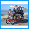 Scenic Spots Quadricycle Tandem Surrey Bicycle