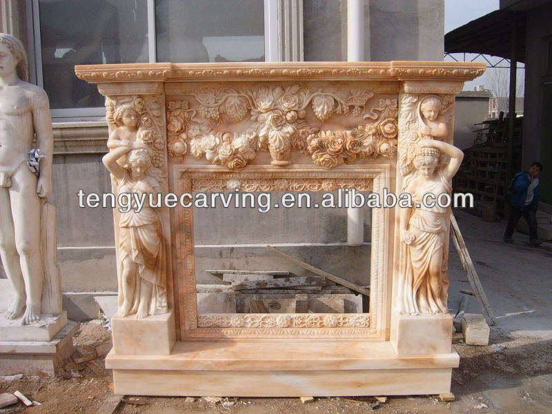 home decorative natural stone fireplaces and fireplace mantel