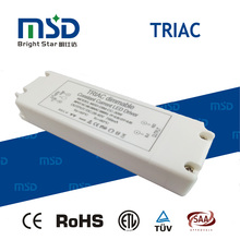 Triac dimmable led driver for indoor led lighting 10W 12W 15W 18W 20W 25W 30W 35W 40W 45W 50W 60W CC LED Driver